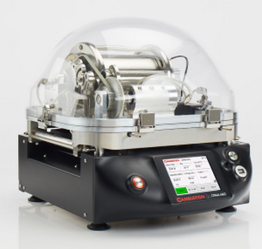 Centrifugal Particle Mass Analyzer (CPMA)