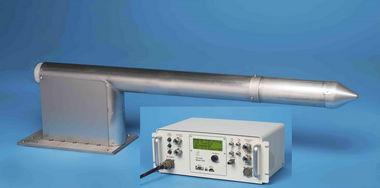 Brechtel Aircraft-based Counter flow Virtual Impactor Inlet System (CVI)