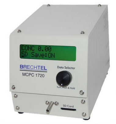 Brechtel Mixing Condensation Particle Counter MCPC