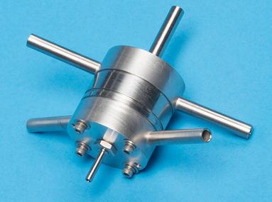 Brechtel Pumped Counter flow Virtual Impactor PCVI